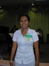 Winnie Chendu ak Bagong