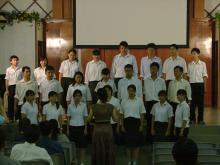 En Tao Methodist Church Choir