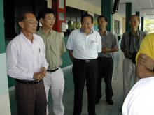 Hwai Ang MC Church Leaders