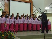 SCAC Choir