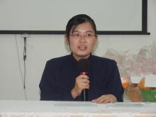 黄小萍牧师