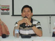 陈祖义牧师