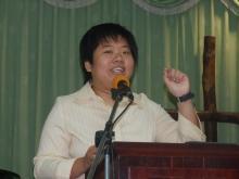 Pastor Debbie Yet Yung Choo | 叶荣珠传道