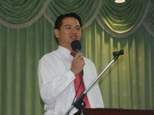 Pastor Kong Kim Soon | 江锦顺传道