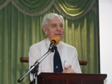 Rev Geoffrey Senior
