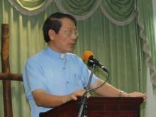 Rev Tiong Chung Tiing | 张宗忠牧师