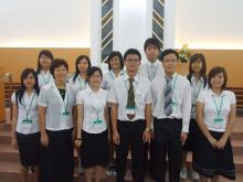 4th Batch of STMS English Students