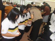 Commissioning & Prayer