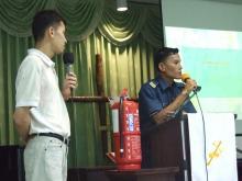 Fire Drill Talk