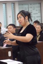 黄甄珠同学