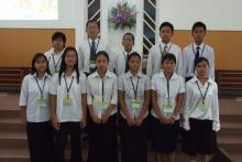 5th Batch of STMS Iban Students