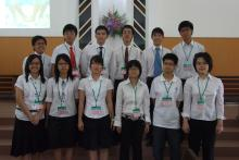 5th Batch of STMS English Students