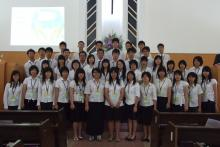 18th Batch of STMS Chinese Students