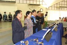 Consecration of Hand-bells