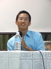 蒋孔林牧师