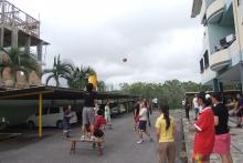 Special Netball Match