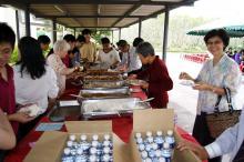 Lunch Reception