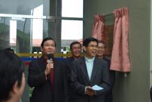 Board Chairman Address