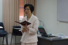 陈惠文博士