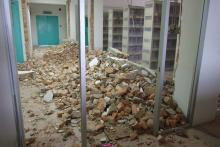 Library Renovation | 图书馆装修