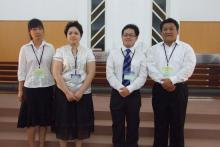 1st Year Chinese Theological Students