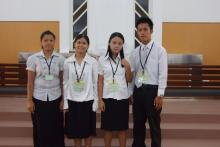 1st Year Iban Theological Students