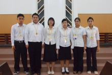 STMS Iban Students