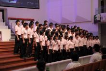 华语短宣诗班 | STMS Chinese Choir