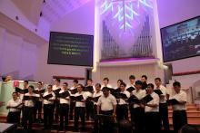 MTS Male Choir