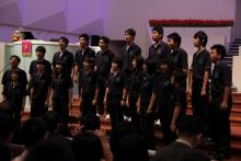 音乐短宣诗班 | STMS Music Choir
