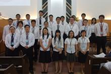 1st Year Theological Students