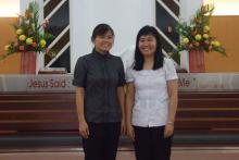 New M. Min. Students