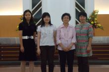 New T.E.E. Students