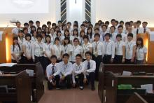20th Batch STMS Chinese Students