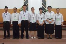7th Batch STMS Iban Students
