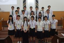 3rd Batch STMS Music Students