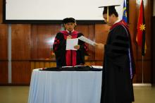 Conferring of Degrees