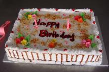 Birthday Cake | 生日蛋糕