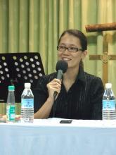 萧瑜瑾牧师