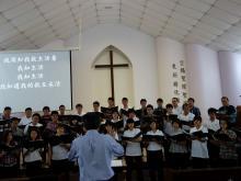 MTS Choir | 卫神诗班