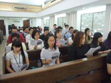 Congregation | 会众