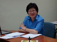 Rev Dr Niam Kai Huey | 严家慧牧师