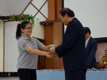 蔡可莉 Shirley Chua Ko Lie