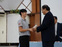 翁立耀 Brandon Ung Lik Yueh