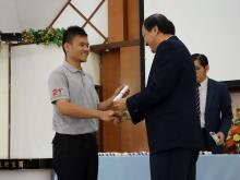 刘力豪 Michael Lau Li Hao