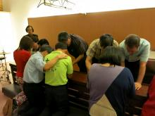 Day 2: Revival Meeting: Prayer