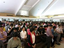 Day 3: Revival Meeting: Prayer