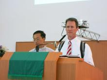 Day 3: Revival Meeting: Sermon