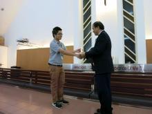 Justin Lau Gek Liong