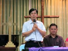 Rev Lau Kiong Ping